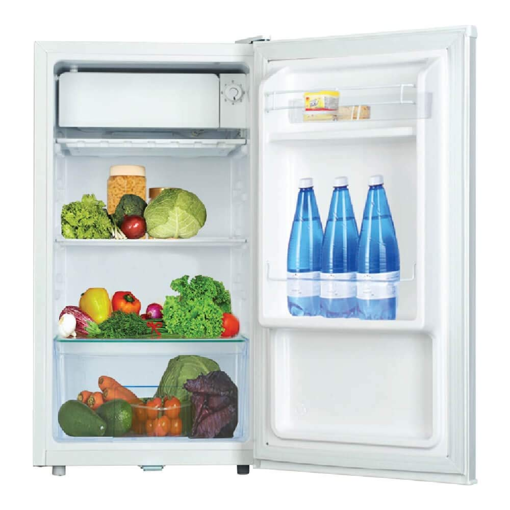 Nikai Single Door Refrigerator, 3.1 Cu.Ft., 91L, White | Echo of summer | An integrated website for household and electrical appliances